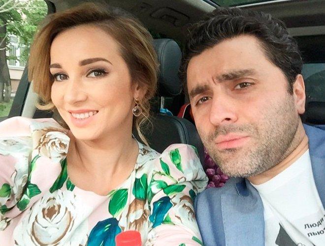 Анфиса Чехова и Гурам Баблишвили поженились на Мальдивах