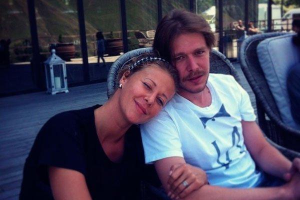Никита Ефремов и его жена Яна Гладких расстались