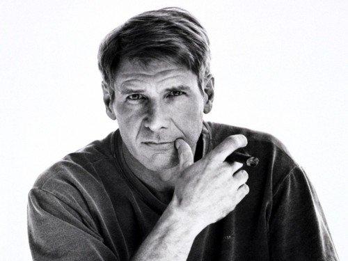 01 Mar 1996 --- Harrison Ford --- Image by © Leslie Hassler/CORBIS OUTLINE