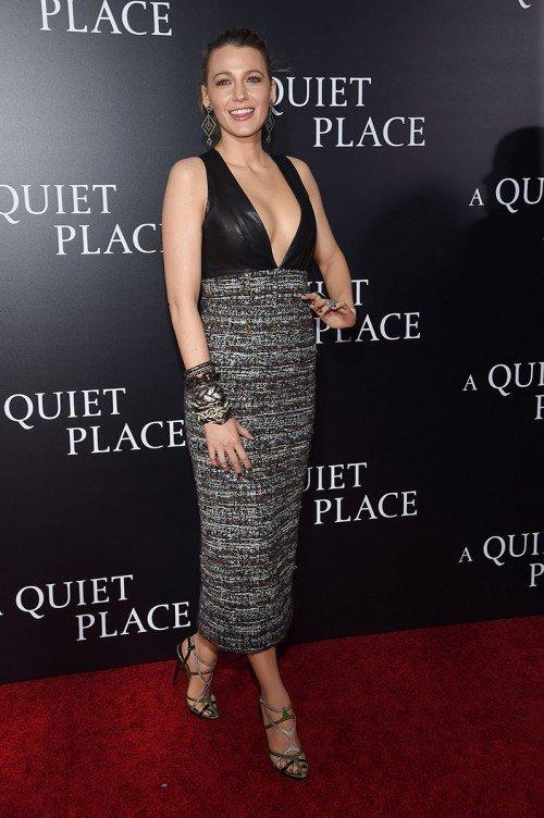 """""""A Quiet Place"""" New York Premiere"""