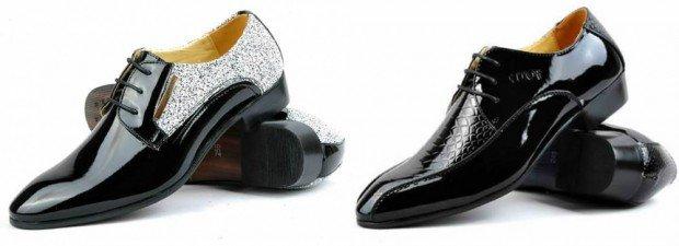4 правила ухода за лакированными туфлями и обувью с блестками