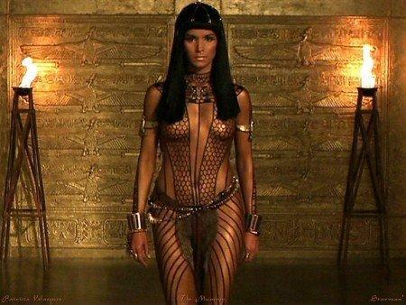 мумия фото анксунамун