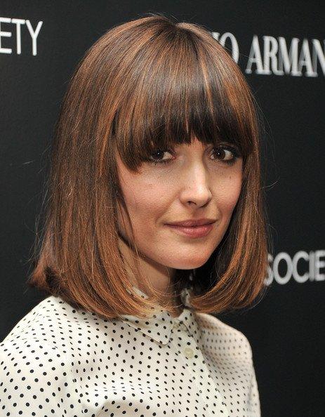 укладки для волос средней длины - обложка.