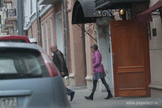 Михаил Ефремов едва-едва не лишился мобильного телефона и кошелька