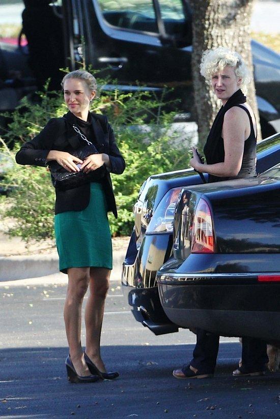 Натали Портман стала блондиночкой для Терренса Малика