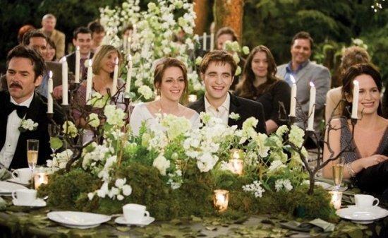 Сумерки сага рассвет все о свадьбе