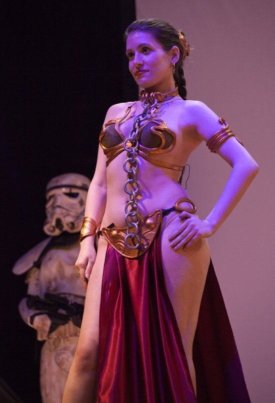 секс принцесса лея:
