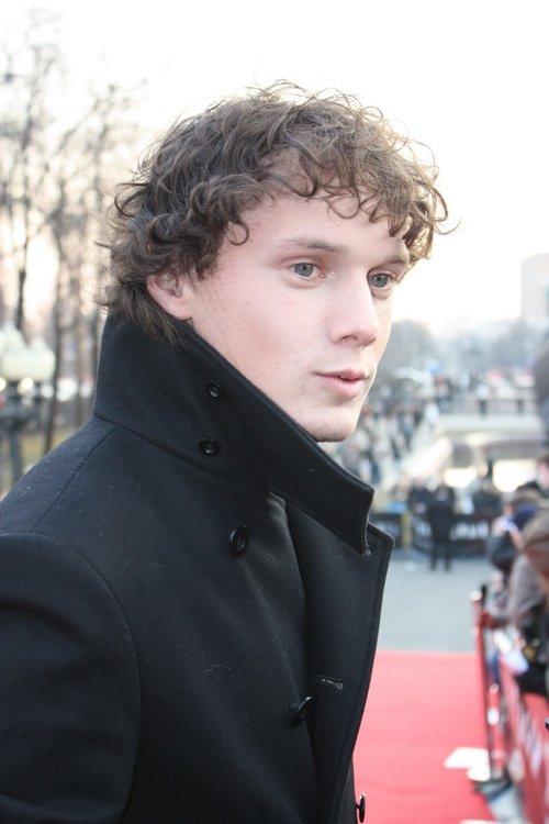 Антон Ельчин в Москве