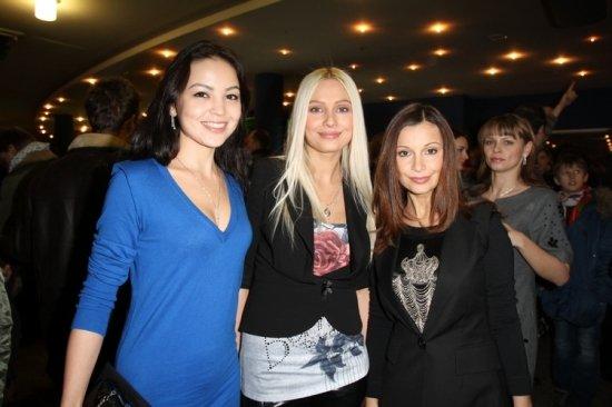 Асель Сагатова, Наталья Рудова, Ольга Орлова