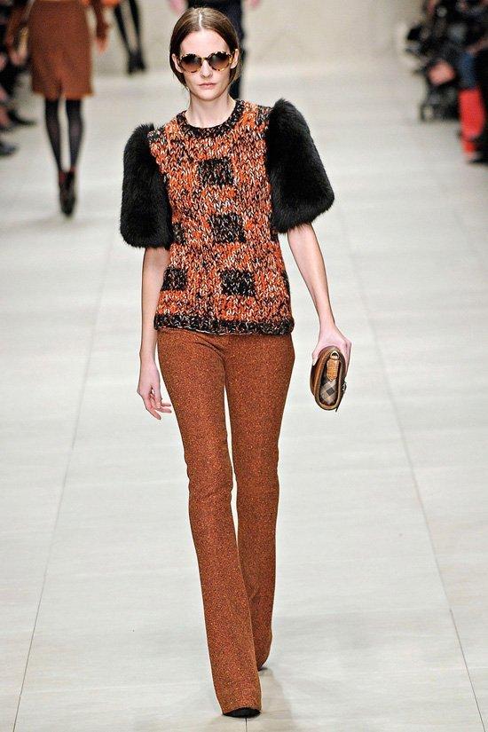 модные вязаные кофты 2011