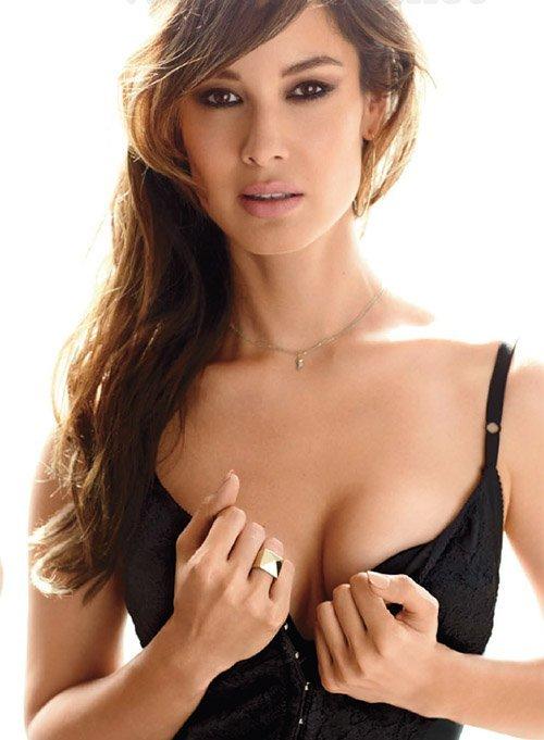 Новая девушка Бонда Беренис Марло для Maxim