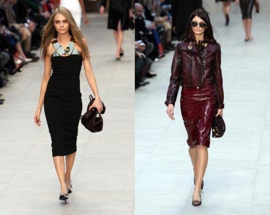 Burberry Prorsum London Fashion week 2013