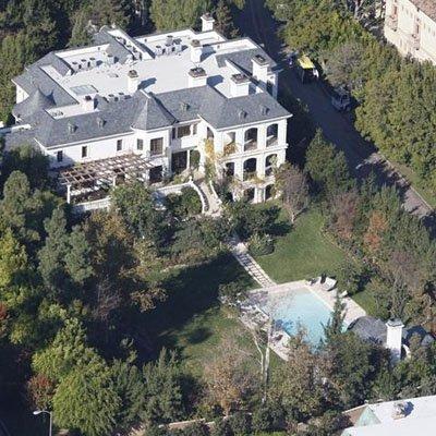Дом Майкла Джексона1