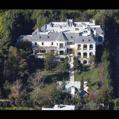 Дом Майкла Джексона2