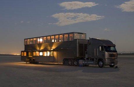 Автоприцеп дом на колесах