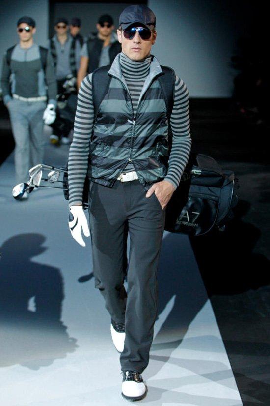 Мужская мода подлежит изменениям не меньше, чем женская.