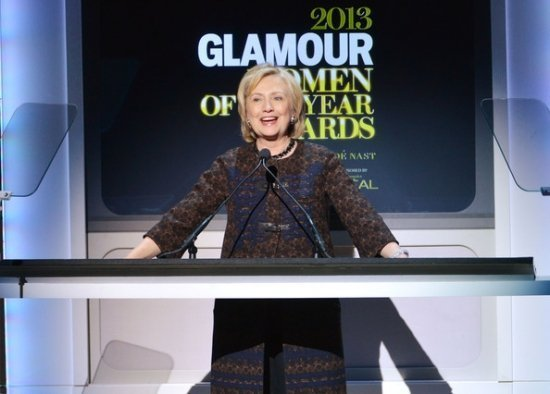 Glamour Woman of the Year 2013
