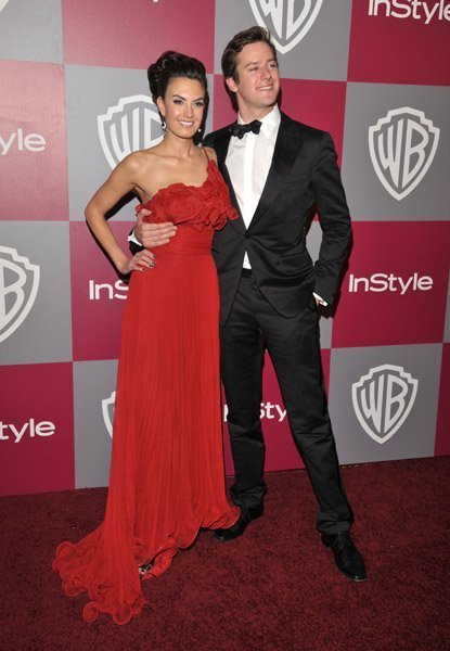 Golden Globe Party