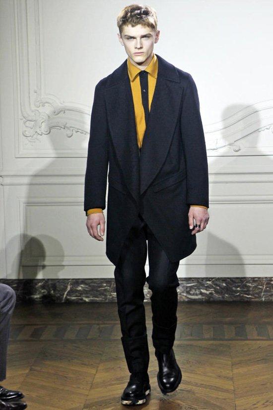 ... фото показ мод: мужская коллекция 2012.