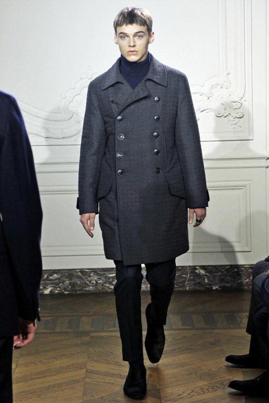 Неделя Моды в Париже: Lanvin и Yves Saint Laurent.