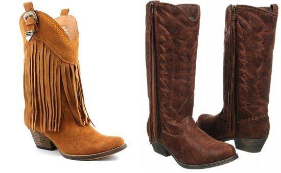 Купить женские ковбойские сапоги в интернет-магазине