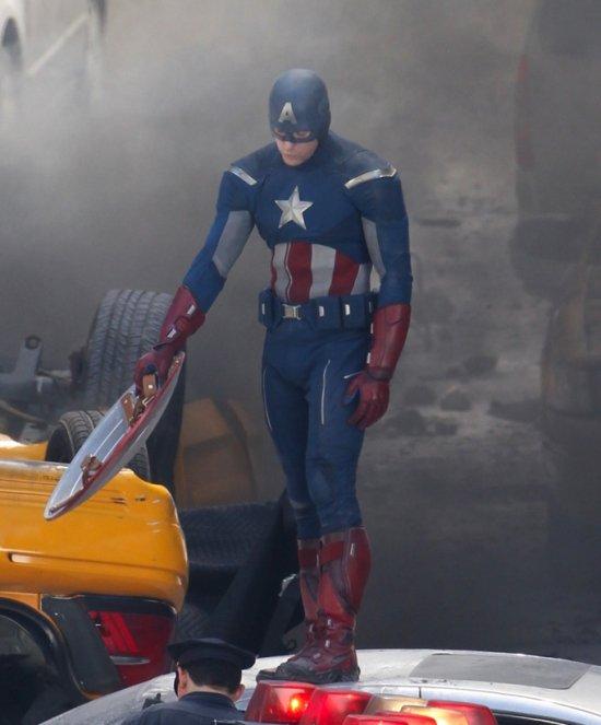 Капитан америка костюм своими руками
