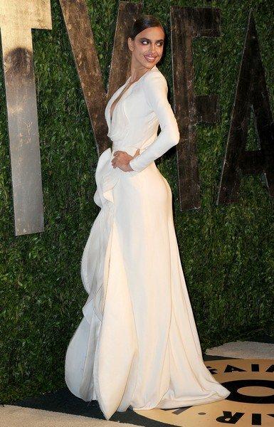 Лучшие платья Оскар 2013