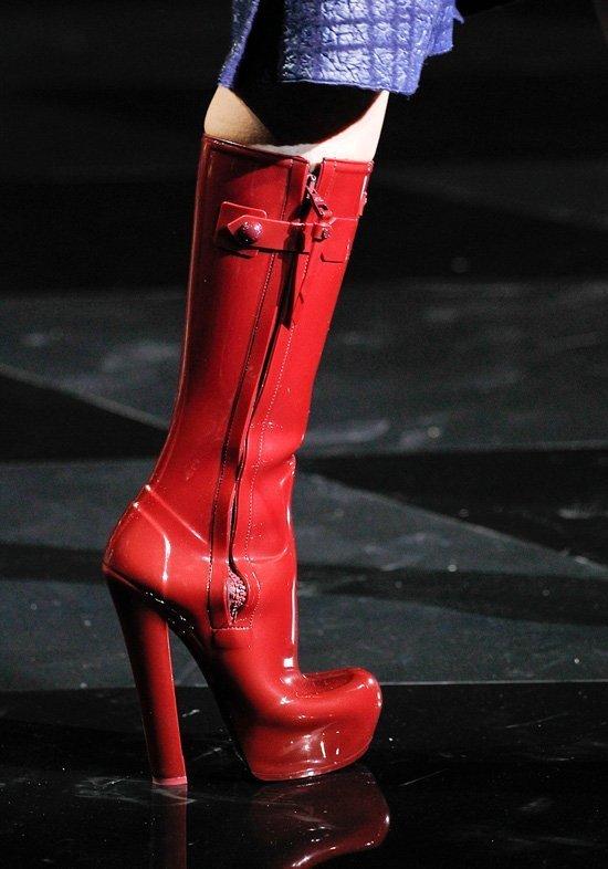 Модная Обувь Осень Зима 2014 2014 Сапоги