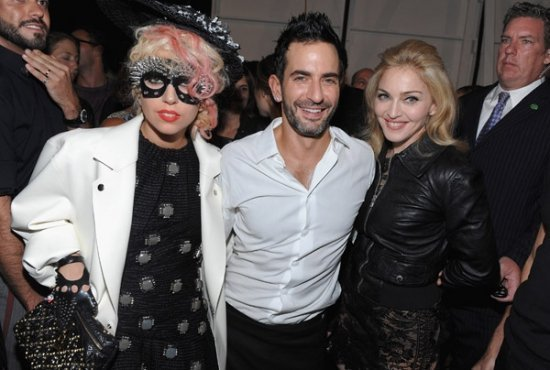 Мадонна и Леди GaGa
