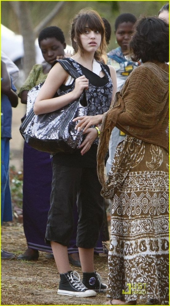 Мадонна в Малави