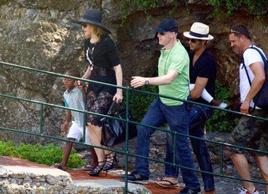 Мадонна в Портофино