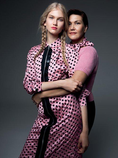 Мамы моделей