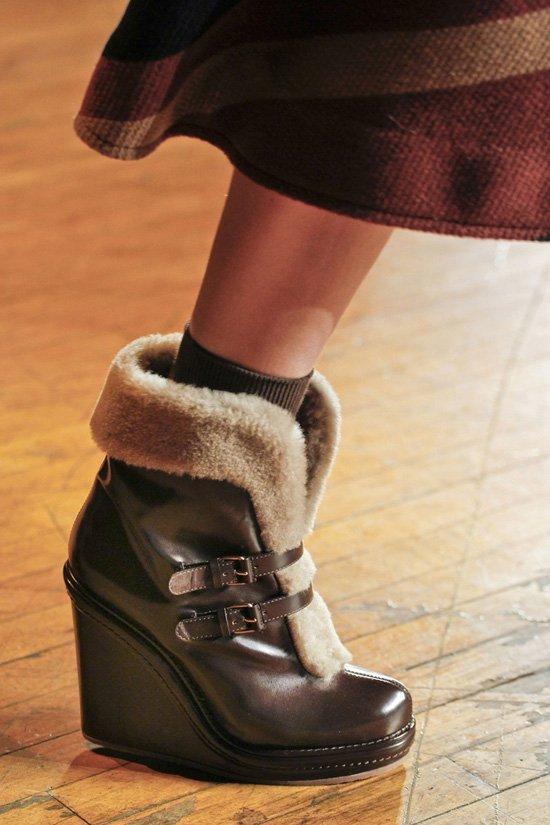 Женская Обувь Осень