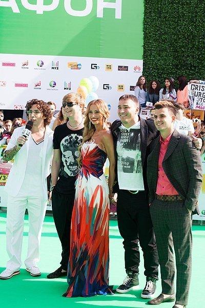МУЗ-ТВ 2013