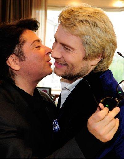 Оказавшись в одной компании с певцом Валентин неожиданно понял, что Басков-
