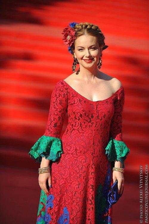 королевское детское платье
