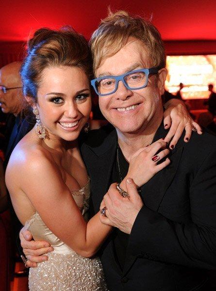 Oscar Elton John