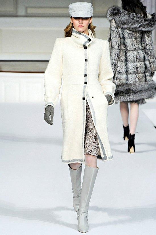 Модные сапоги-чулки 2012 от Chanel Более изысканной видят моду...