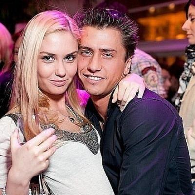 Павел прилучный с женой свадьба фото
