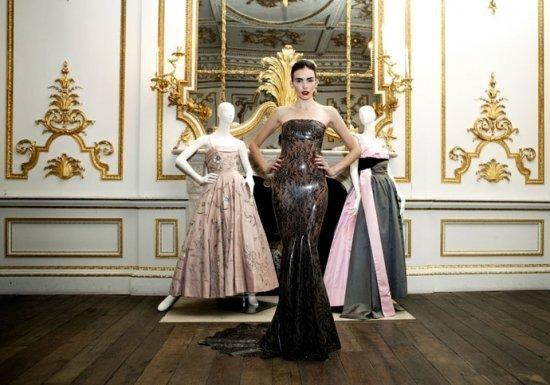 Платья для бала: британский гламур