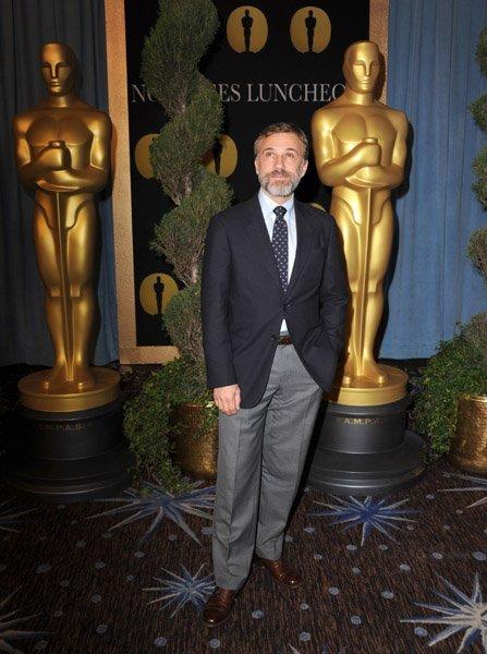 Прием в честь Оскара