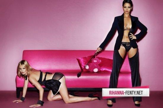 Рианна и кейт мосс лесбиянки
