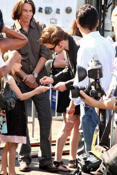 Роберт Паттинсон на Teen Choice Awards