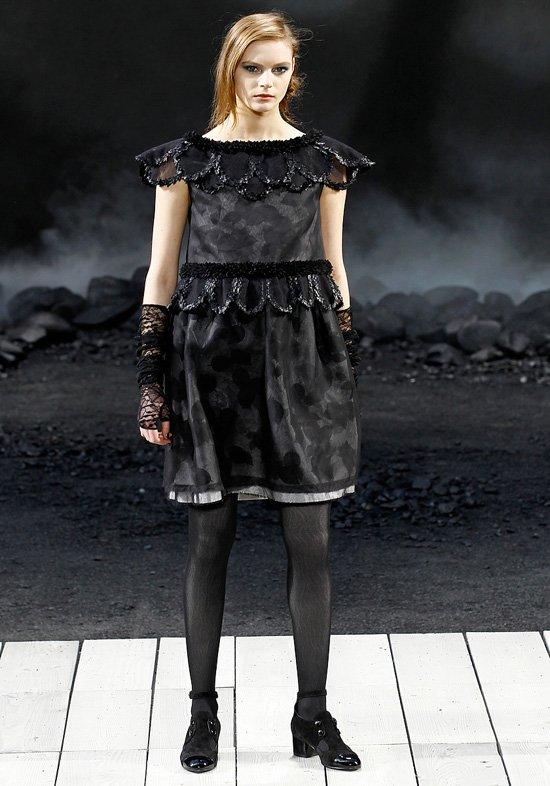 платье на осень сшить