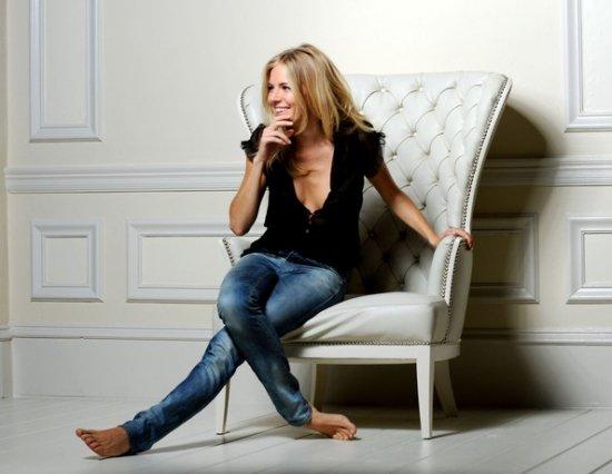 Сиенна Миллер для Hugo Boss