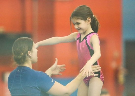 Девочка гимнастка голая фото 667-58
