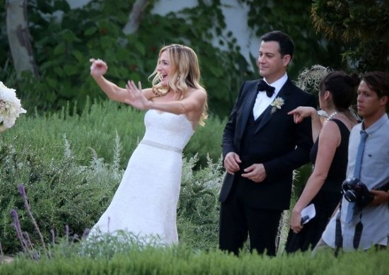 Свадьба Джимми Киммела
