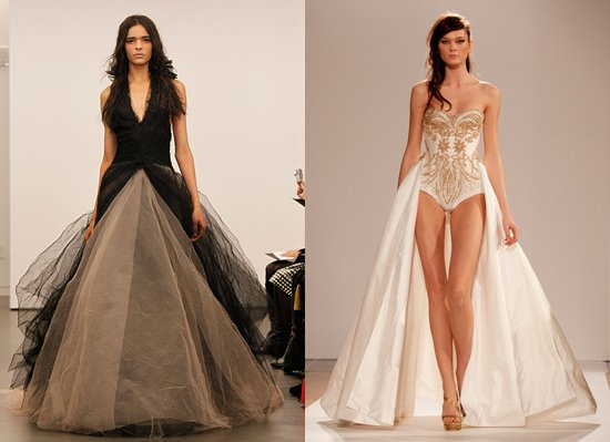 Vera Wang, Dilek Hanif Свадебное платье