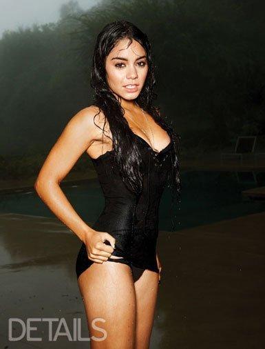 Ванесса хадженс сексуальные фото