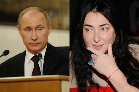 ПУТИАБАЕВА ФОТО ДЕТЕЙ - Свадьба Владимира Путина и Алины